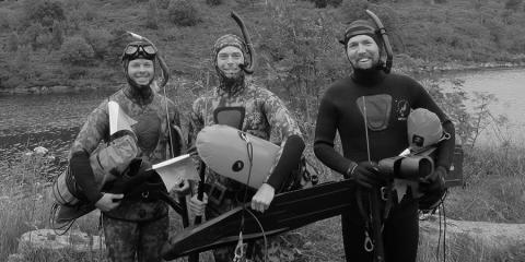 Uv-jakt i bergen, Norge