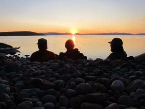 Sunset V. Värnsingarna, Höga Kusten