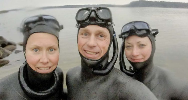 Fridykarkommunen - Linda Stenman, Christian Ernest, Sofia Tapani