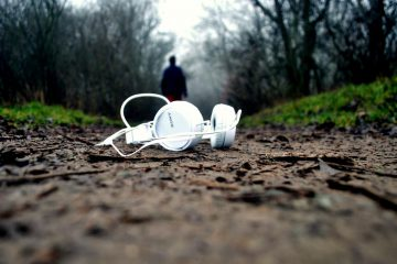 ljudbocker, film, podcasts, friluftsliv