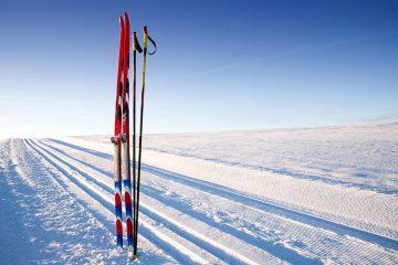 övningar längdskidor