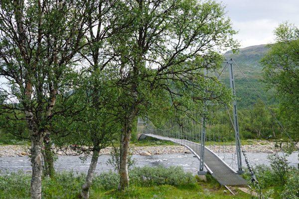 storulvån handölan hängbro